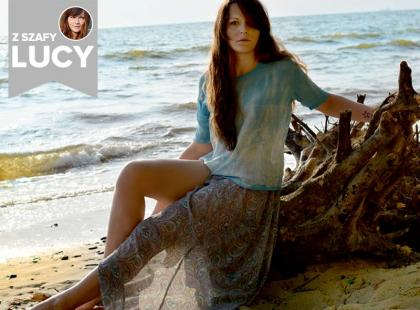 Z szafy Lucy: plażowe inspiracje na wakacje