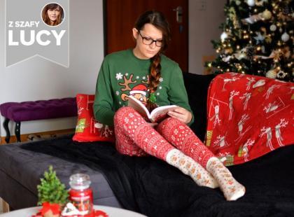 Z szafy Lucy: w świątecznym klimacie