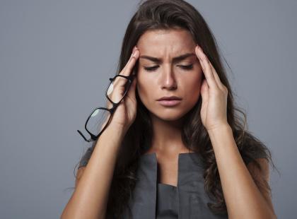 Z tym bólem głowy natychmiast jedź do szpitala!