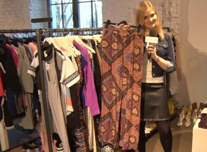 Z wizytą w showroomie: New Look na wiosnę 2015