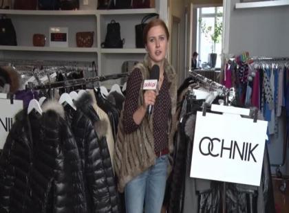 Z wizytą w showroomie: zimowa kolekcja Ochnik