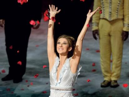 Z życia Celine Dion
