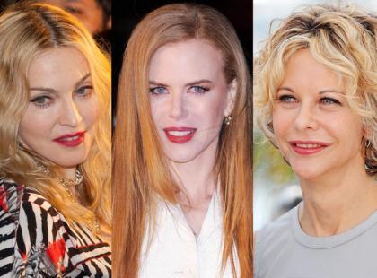 Z życia Hollywood - Gotowe na botoks