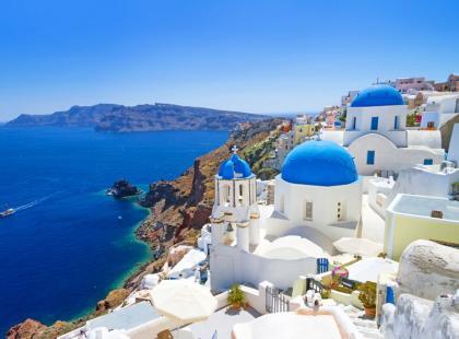 Za co Polacy kochają Grecję?