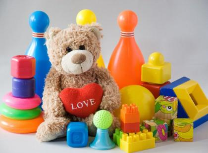 Zabawka musi być bezpieczna