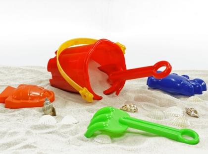 Zabawki na lato do piasku, do wody, do ogrodu i do lasu
