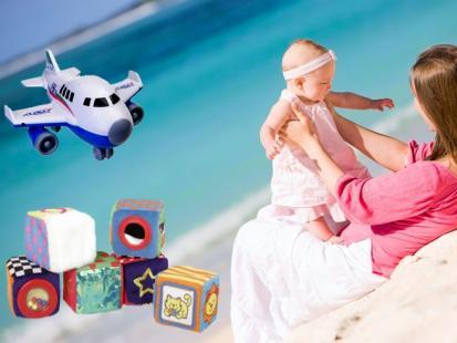 Zabawki na wakacje