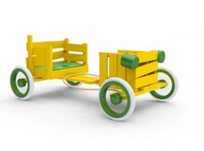 Zabawki od projektantów