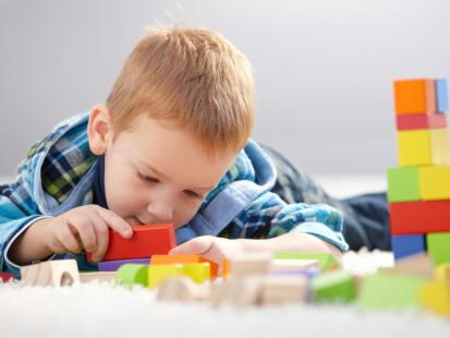 Zabawki w sam raz dla maluszka