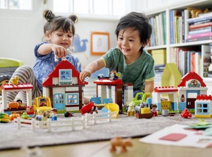 Zabawy stymulujące rozwój poznawczy dziecka