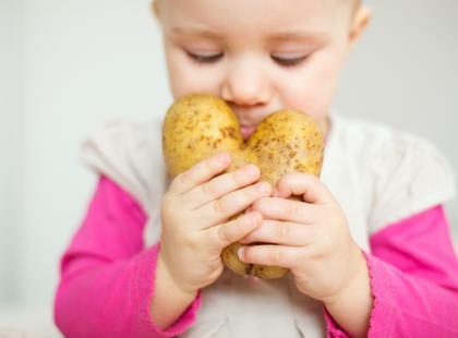 Zabawy z ziemniakami - 5 super pomysłów