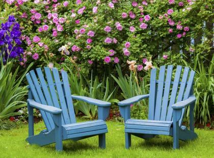 Zabezpiecz przed zimą meble ogrodowe!
