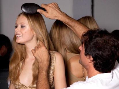 Zabiegi fryzjerskie na wiosnę - test