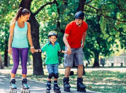 Zabierz rodzinę na... obóz sportowy!