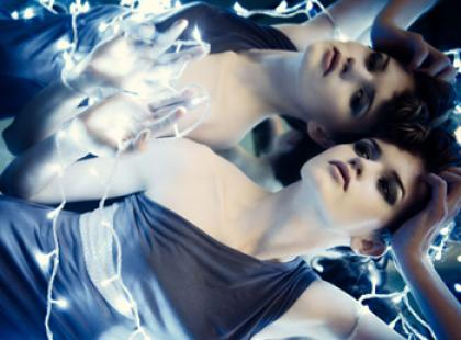 Zabłyśnij zimą - sukienki Imunzi na zimę i karnawał 2010