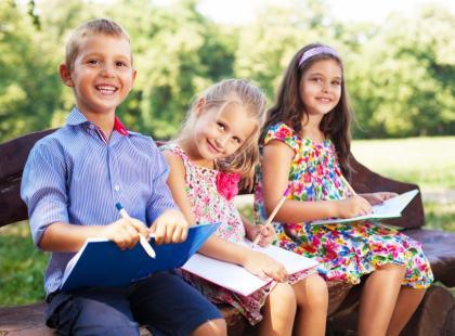 Zachęć dziecko do nauki języka obcego w wakacje