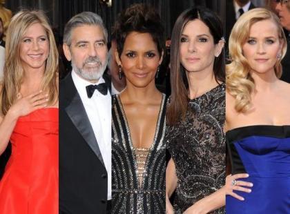 Zachwycające gwiazdy na gali rozdania Oscarów