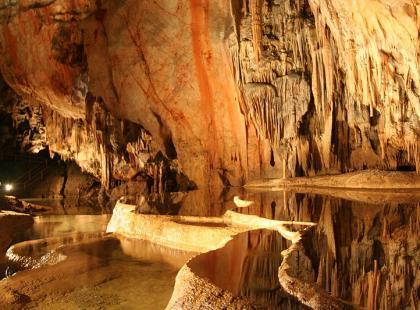 Zachwycające jaskinie Słowacji
