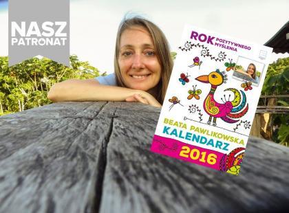Zacznij pozytywnie rok z Beatą Pawlikowską i jej nową książką