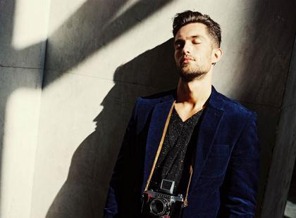 Zaczynałem jako sprzedawca jeansów - Tobias Sorensen