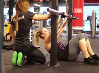 Zaczynam ćwiczyć i chudnąć. Próba 34621…