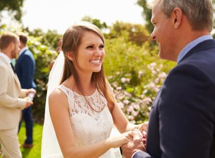 Zadania ojca panny młodej w dniu ślubu