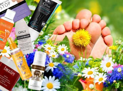 Zadbane stopy – przegląd kosmetyków do stóp [zestawienie]