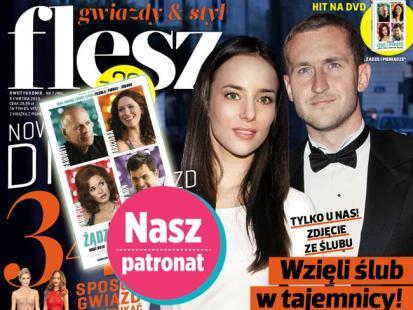 """""""Żądze i pieniądze"""" z najnowszym numerem Flesz. Gwiazdy&Styl"""