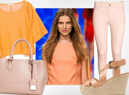 Zainspiruj się lookiem z pokazu: modne pastele na letnie dni