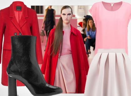 Zainspiruj się stylem z pokazu: dekadencki look od Diora