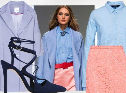 Zainspiruj się stylem z pokazu: modny zestaw do pracy