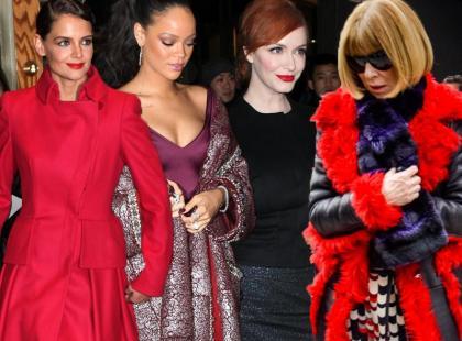 Zainspiruj się stylizacjami gwiazd z New York Fashion Week