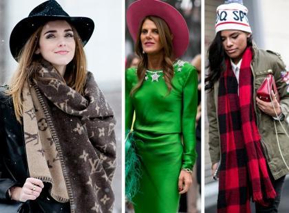Zainspiruj się wielkimi stolicami mody: jesienne nakrycia głowy