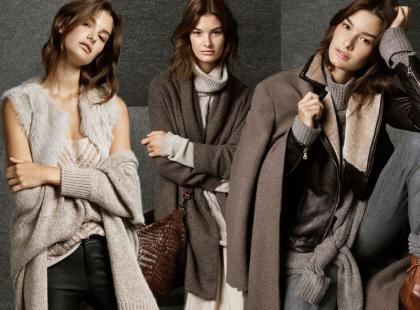 Zainspiruj się: zimowe stylizacje wprost od Massimo Dutti