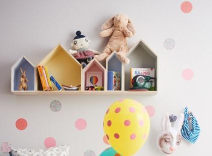 Zajączek na kółkach dla dziecka - DIY