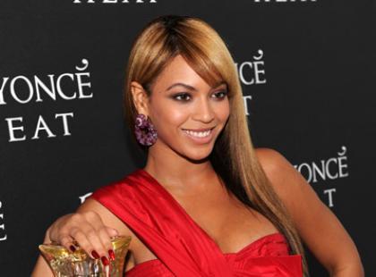 Zakazana reklama perfum Beyonce