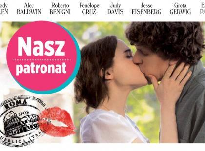 """""""Zakochani w Rzymie"""" jużna DVD"""