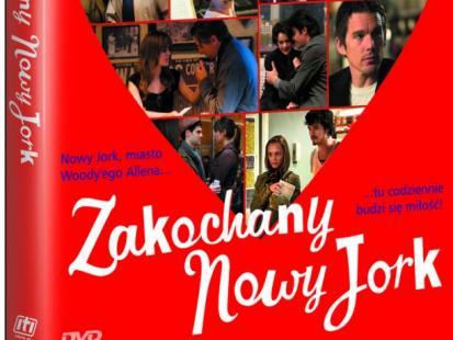 """Zakochany Nowy Jork"" na DVD"