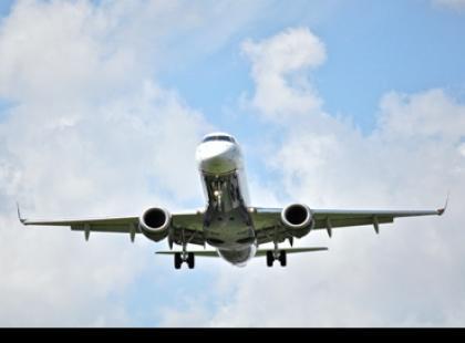Zakrzepica a lot samolotem