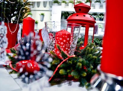 Zakupowe szaleństwo świątecznych dekoracji