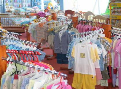 Zakupy dla malucha