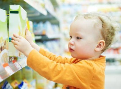 Zakupy przyspieszają rozwój dziecka!