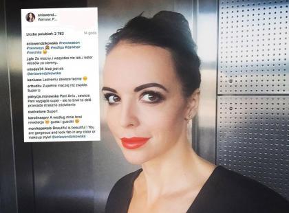 Załamana po wizycie u fryzjera Wendzikowska prosi o pomoc