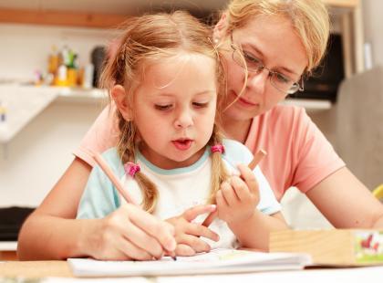 Zalecenia dla rodziców dzieci dyslektycznych