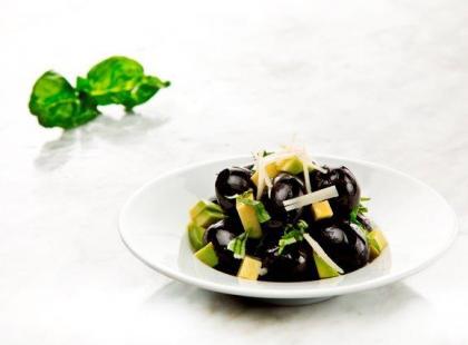 Zalety hiszpańskich oliwek