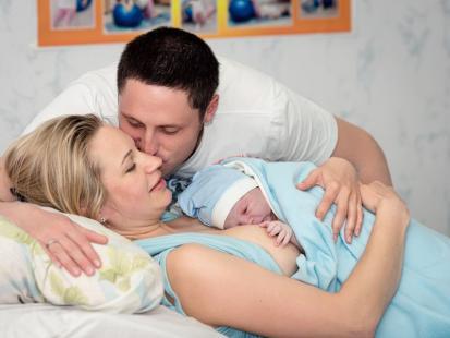 Zalety i wady porodów rodzinnych