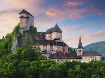 Zamek Orawski – tajemnicza twierdza wampira