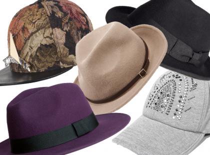 Zamiast wełnianej czapki: nasz przegląd nakryć głowy