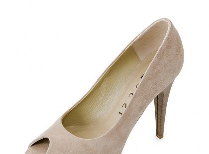 Zamszowe buty od Nessi