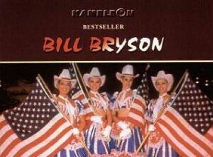 """""""Zapiski z wielkiego kraju"""" Bill Bryson"""